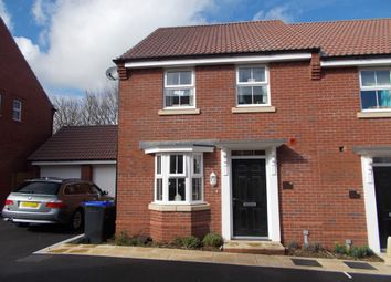 Thumbnail 3 bedroom semi-detached house for sale in Cossington Square, Westbury