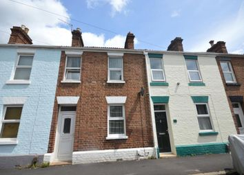 Thumbnail 2 bed terraced house for sale in Oxford Street, Exeter, Devon