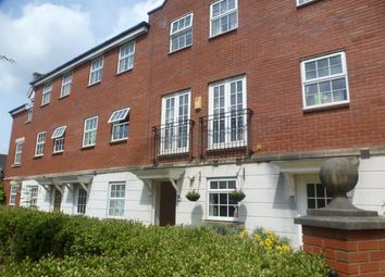 Thumbnail Town house to rent in Doe Close, Penylan, Cardiff