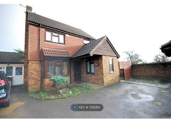Thumbnail 3 bed detached house to rent in Freshwater Close, Luton