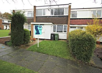 Thumbnail 3 bed terraced house for sale in Reyde Close, Redditch