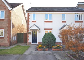 Thumbnail 2 bed end terrace house for sale in Bunyan Close, Dussindale, Norwich