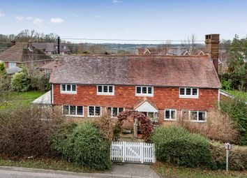 Thumbnail 4 bed cottage for sale in Station Road, Northiam, Rye