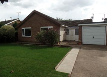 Thumbnail 3 bed bungalow for sale in Greenfields, Nettleham, Lincoln
