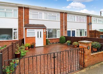 3 bed terraced house for sale in Meadow Way, Andover SP10