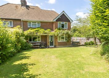 3 bed semi-detached house for sale in Deanery Road, Crockham Hill, Edenbridge TN8