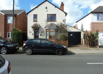 Thumbnail 3 bedroom detached house to rent in Vaugan Road, Aylestone, Leicester