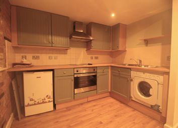 Thumbnail 1 bed flat to rent in 167-169 Horninglow Road, Burton Upon Trent
