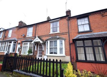 Thumbnail 3 bedroom terraced house for sale in Crowland Road, Haverhill