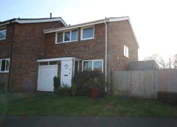 Thumbnail 3 bed end terrace house for sale in The Spinney, Waterlooville