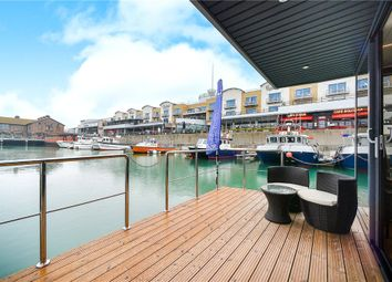 Thumbnail 2 bedroom flat for sale in Western Concourse, Brighton Marina, East Sussex