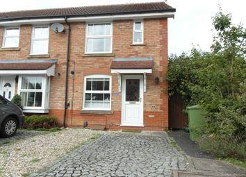 Thumbnail 2 bed end terrace house to rent in Glenlea Grove, Cheltenham