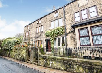 Thumbnail 2 bed terraced house for sale in High Street, Luddenden, Halifax, West Yorkshire