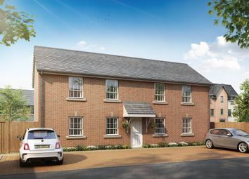 "Thumbnail 2 bed flat for sale in ""Drayton"" at Beggars Lane, Leicester Forest East, Leicester"