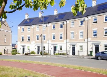 Thumbnail 4 bed town house for sale in Rowditch Furlong, Redhouse Park, Milton Keynes, Bucks