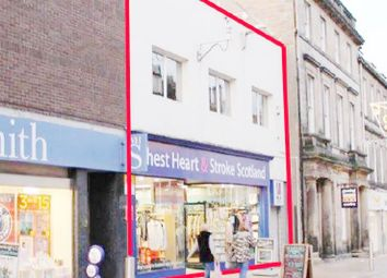 Thumbnail Commercial property for sale in 189, High Street, Kirkcaldy, Fife KY11Ja
