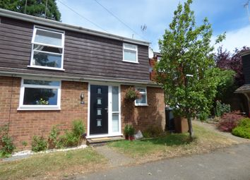 Thumbnail 3 bed semi-detached house for sale in Kennedy Road, Dane End, Ware