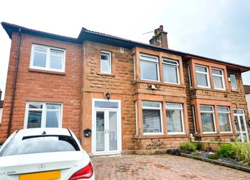 Thumbnail 4 bed semi-detached house for sale in Millburn Avenue, Clydebank