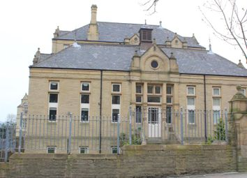 Thumbnail 2 bed flat for sale in Clare Hall, Prescott Street, Halifax