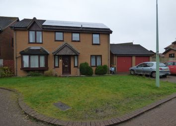 Thumbnail 4 bed detached house for sale in Seavert Close, Carlton Colville, Lowestoft