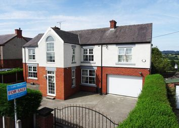 Thumbnail 5 bedroom detached house for sale in Main Road, Stretton, Derbyshire
