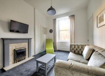 Thumbnail 1 bed flat to rent in Dalmeny Street, Edinburgh