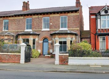 Thumbnail 4 bed end terrace house to rent in Eshe Road, Crosby, Liverpool
