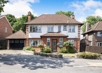 Thumbnail 4 bedroom detached house for sale in Esher, Surrey, United Kingdom