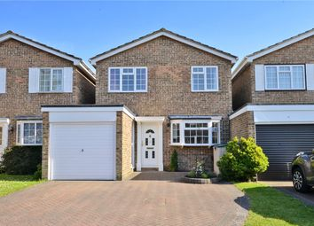 Thumbnail 4 bed link-detached house for sale in Penshurst Way, Sutton