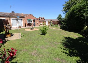 Thumbnail 2 bed semi-detached bungalow for sale in Poplar Close, Rushden