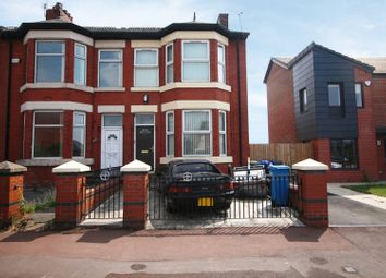 Thumbnail 3 bed terraced house for sale in North Road, Manchester, Greater Manchester