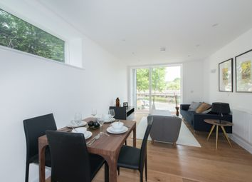 Thumbnail 2 bed flat to rent in Sotherby Court, 43 Sewardstone Road, London