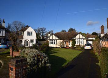 Thumbnail 2 bed bungalow for sale in Elderslie Close, Beckenham