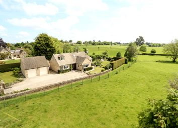 4 bed detached house for sale in Ampney Crucis, Cirencester, Gloucestershire GL7