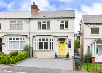 Thumbnail 3 bed semi-detached house for sale in Lightwoods Hill, Bearwood