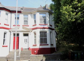 Thumbnail 4 bedroom end terrace house for sale in Russell Place, Pennycomequick, Plymouth