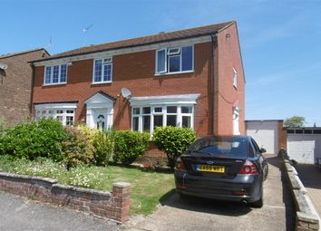 Thumbnail 3 bedroom semi-detached house to rent in The Horshams, Herne Bay, Kent