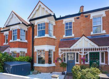 Kingsdown Avenue, Ealing W13. 4 bed terraced house