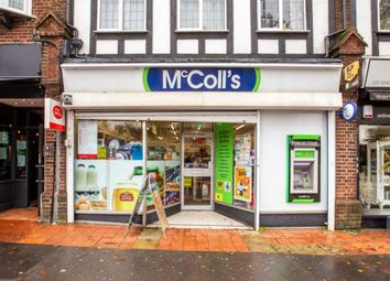 Thumbnail Retail premises for sale in Limpsfield Road, Sanderstead, South Croydon