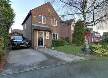 Thumbnail 3 bed detached house for sale in Bridgemere Way, Kingsmead, Northwich, Cheshire