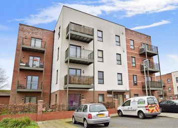 Thumbnail 1 bed flat for sale in Ager Avenue, Dagenham, Essex
