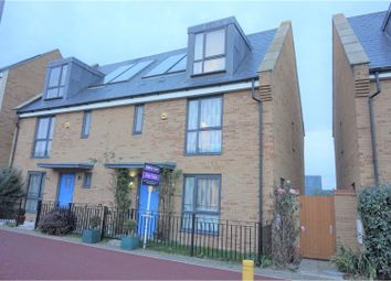 Thumbnail 4 bed semi-detached house for sale in Fen Street, Brooklands