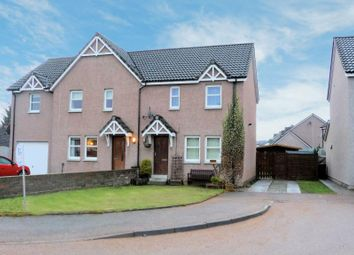 Thumbnail 2 bed semi-detached house to rent in 26 Beech Tree Road, Banchory, Kincardineshire