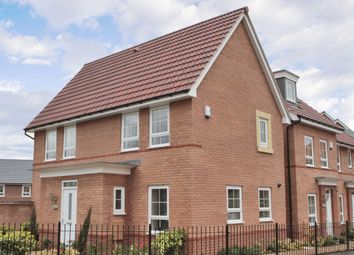 "Thumbnail 3 bed detached house for sale in ""Falmouth 1"" at Bawtry Road, Bessacarr, Doncaster"