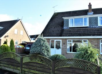 Thumbnail 3 bed semi-detached house for sale in Baileywood Lane, Holme-On-Spalding-Moor, York