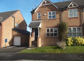 Thumbnail 3 bed semi-detached house to rent in Linkswood Road, Dalton, Rotherham