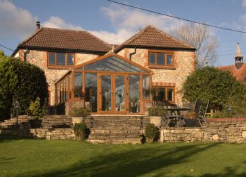 Thumbnail 5 bedroom detached house for sale in Prestleigh, Shepton Mallet