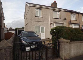 Thumbnail 3 bed semi-detached house for sale in Ael Y Garth, Caernarfon, Gwynedd