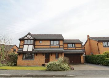 Thumbnail 5 bed detached house for sale in Greylag Crescent, Walkden, Manchester