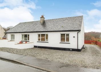 Thumbnail 1 bed bungalow for sale in Meadow Road, Dunbeg